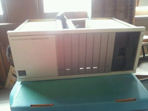 TI-99/4A Memory Expansion Unit
